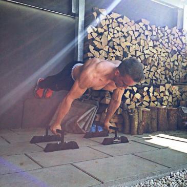 WOD #1 – Push Workout