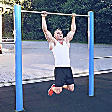 Rücken Training für Muskelaufbau!